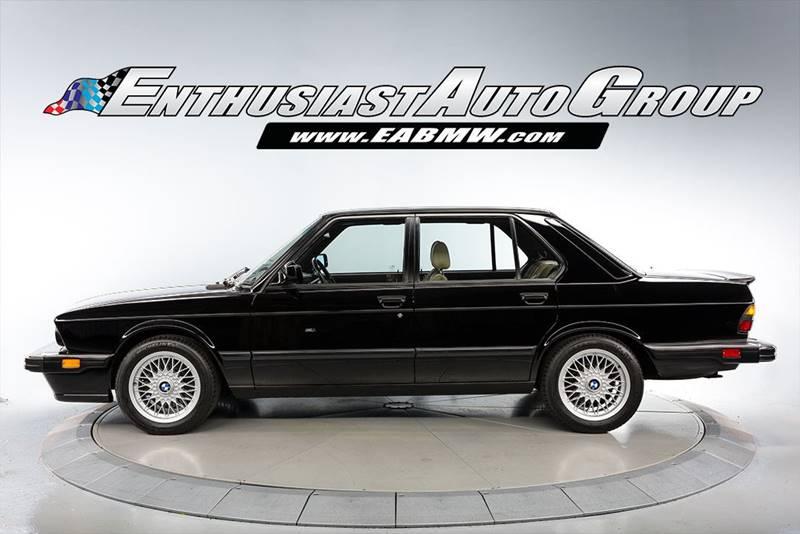Used BMW M For Sale Lexington KY CarGurus - 1988 bmw m5