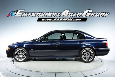 2002 BMW M5 For Sale  Carsforsalecom