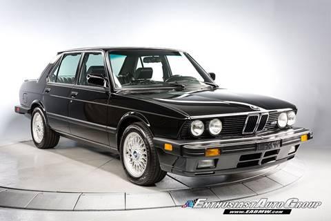 BMW M For Sale In Utah Carsforsalecom - 1988 bmw m5