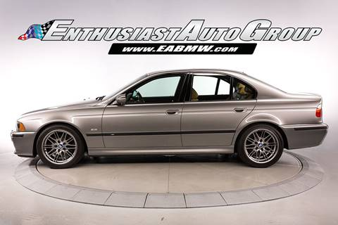 2002 BMW M5 for sale in Cincinnati, OH