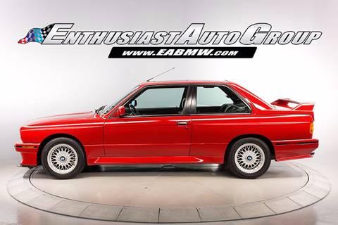 BMW M For Sale Carsforsalecom - Bmw 1989 e30