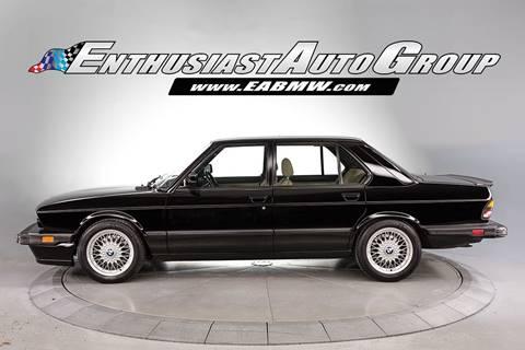 BMW M For Sale Carsforsalecom - 1988 bmw m5
