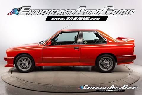 1988 Bmw M3 For Sale In Florida Carsforsale Com