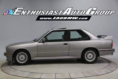 1988 Bmw M3 For Sale Carsforsale Com