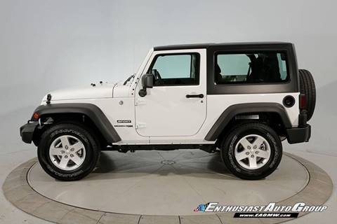 2018 Jeep Wrangler for sale in Cincinnati, OH
