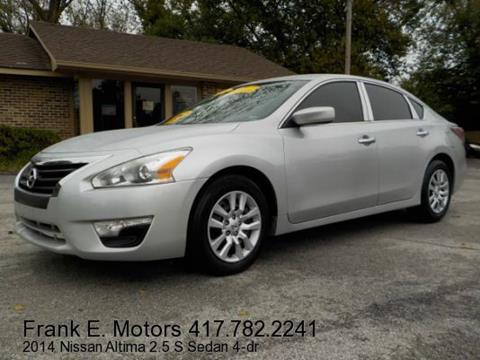 2014 Nissan Altima for sale in Joplin, MO