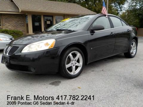 2009 Pontiac G6 for sale in Joplin, MO