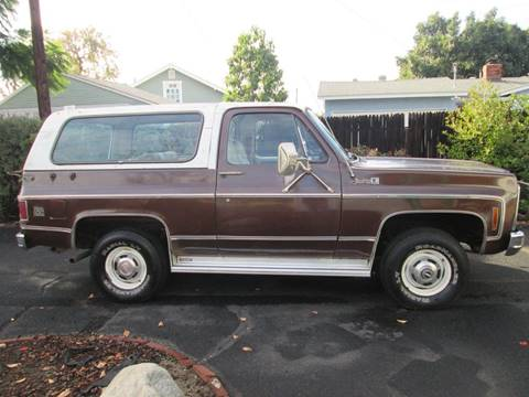 1979 GMC Jimmy for sale in Fort Worth, TX
