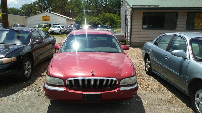 1997 Buick Park Avenue 4dr Sedan - Utica OH