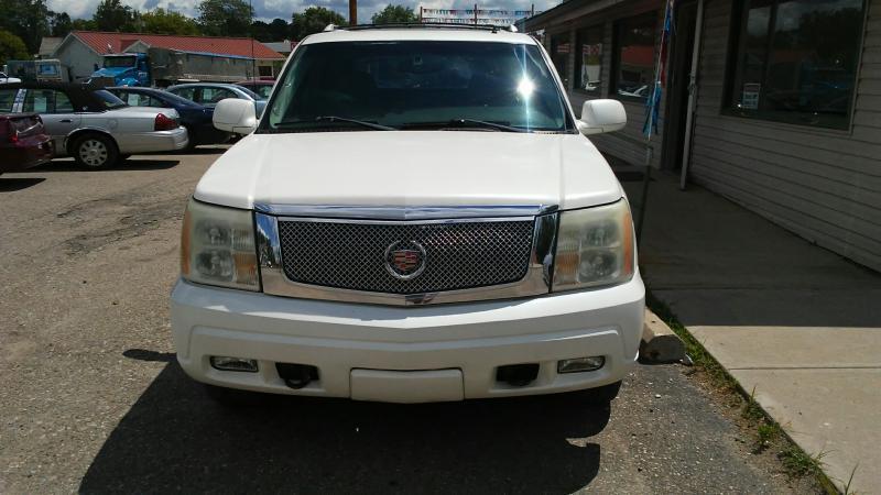 2002 Cadillac Escalade EXT AWD 4dr Crew Cab SB - Utica OH