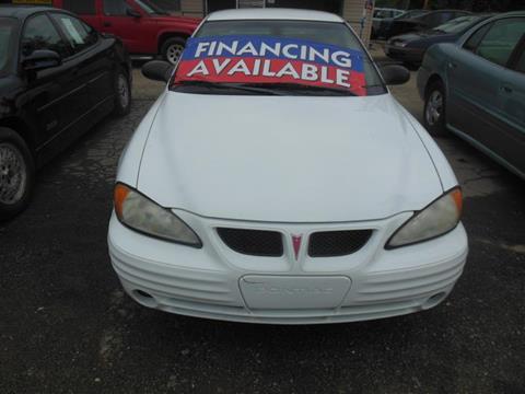 2002 Pontiac Grand Am for sale in Dayton, OH