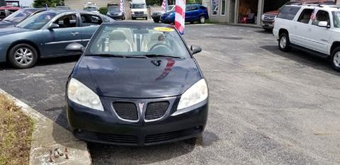 2006 Pontiac G6 for sale in Springfield, OH