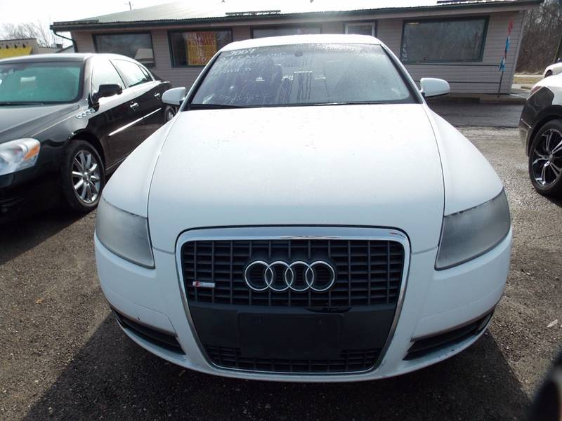 2007 Audi A6 for sale at EZ Drive AutoMart in Springfield OH
