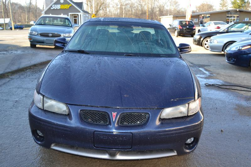 2000 Pontiac Grand Prix 4dr GTP Supercharged Sedan - Utica OH