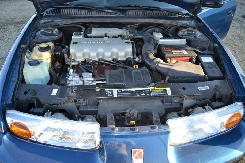 2000 Saturn S-Series SL1 4dr Sedan - Utica OH