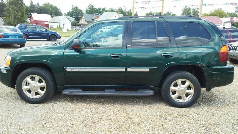 2002 GMC Envoy  - Utica OH