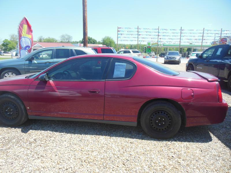 2006 Chevrolet Monte Carlo LS 2dr Coupe - Utica OH