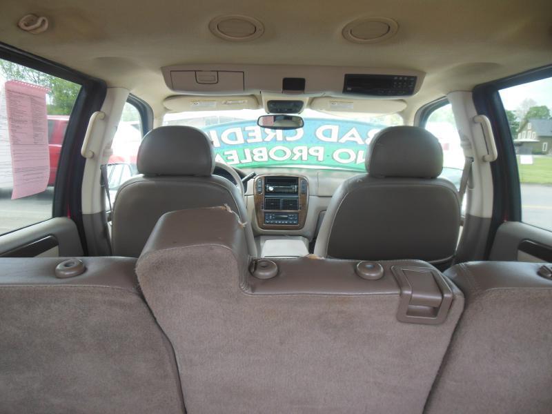2003 Ford Explorer AWD Eddie Bauer 4dr SUV - Utica OH