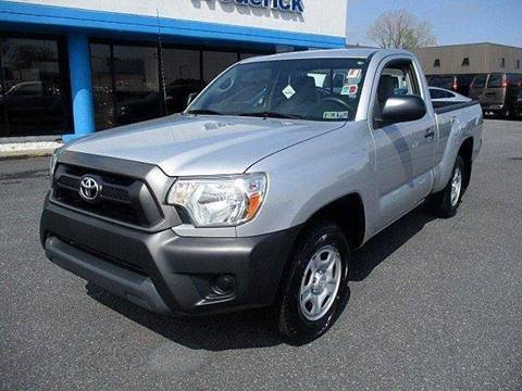 2012 Toyota Tacoma for sale in Philadelphia, PA