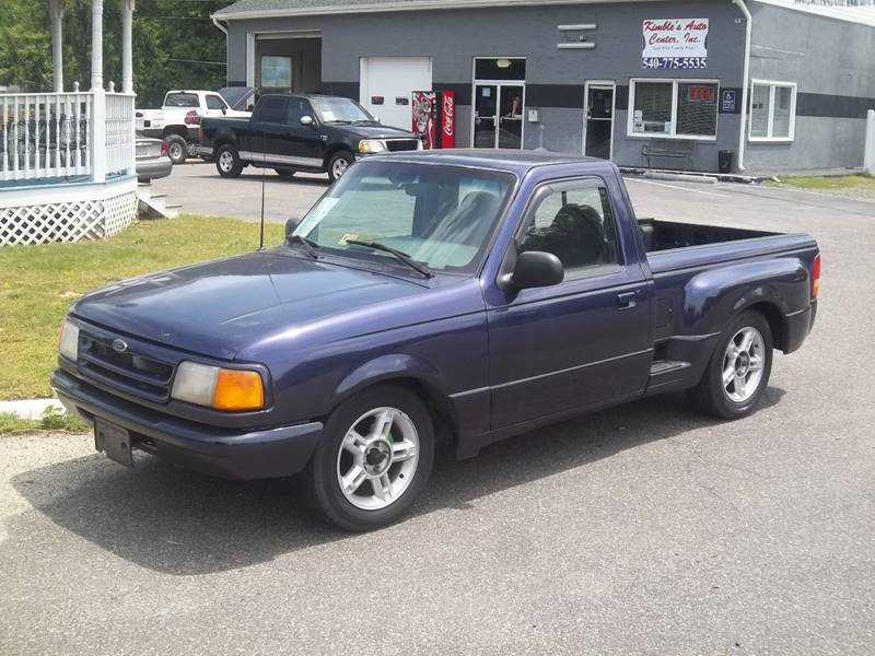 1994 Ford Ranger 2dr Splash Standard Cab Stepside SB - Colonial Beach VA