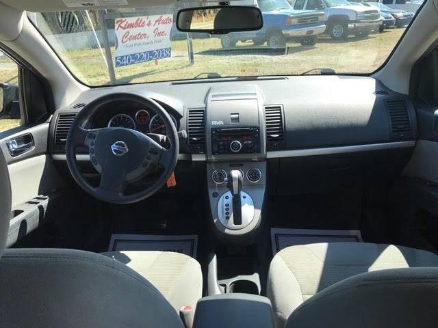 2010 Nissan Sentra 2.0 SR 4dr Sedan - Colonial Beach VA