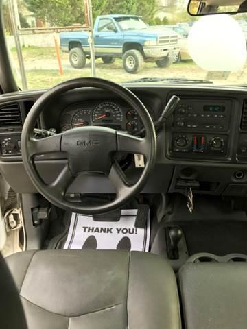 2003 GMC Sierra 2500HD 4dr Extended Cab 4WD LB - Colonial Beach VA