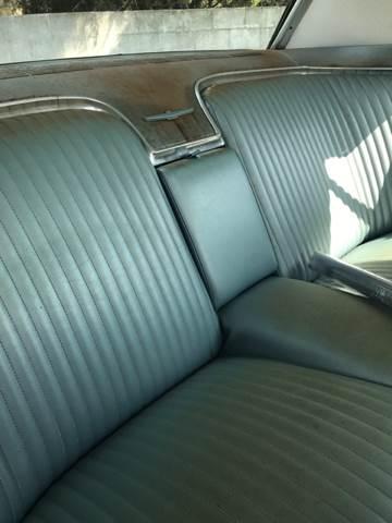 1964 Ford Thunderbird  - Colonial Beach VA