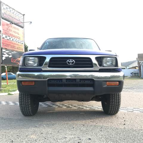 1996 Toyota Tacoma 2dr 4WD Extended Cab SB - Colonial Beach VA