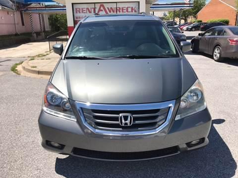 2008 Honda Odyssey for sale in Glen Burnie, MD