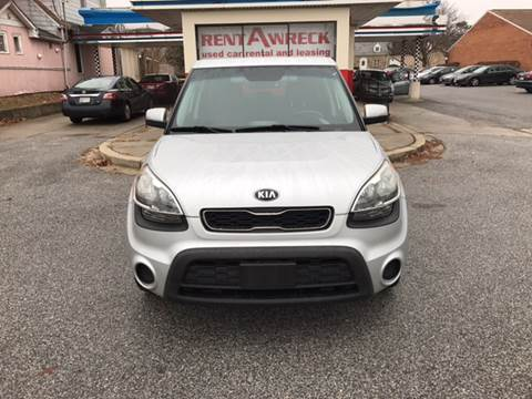 2013 Kia Soul for sale in Glen Burnie, MD