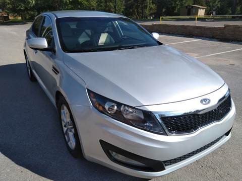 2012 Kia Optima for sale in Kansas City, MO