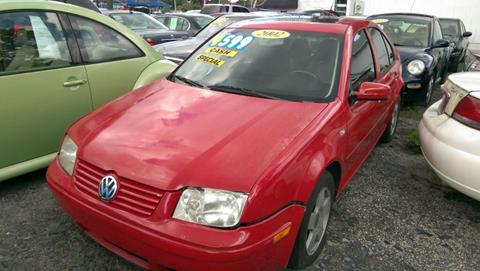 2002 Volkswagen Jetta for sale in Jacksonville, FL