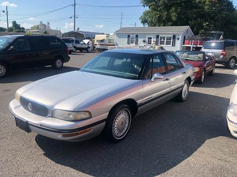 1999 Buick LeSabre for sale at LINDER'S AUTO SALES in Gastonia NC