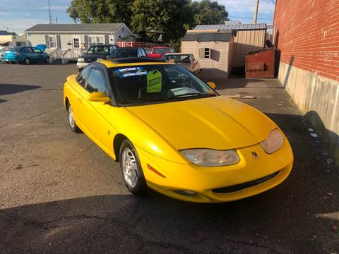 2001 Saturn S-Series for sale at LINDER'S AUTO SALES in Gastonia NC