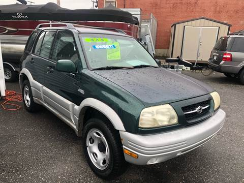 1999 Suzuki Grand Vitara for sale at LINDER'S AUTO SALES in Gastonia NC