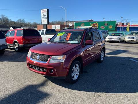 2007 Suzuki Grand Vitara for sale at LINDER'S AUTO SALES in Gastonia NC