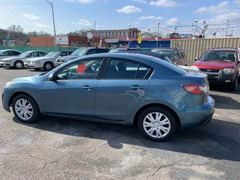 2011 Mazda MAZDA3 for sale at LINDER'S AUTO SALES in Gastonia NC