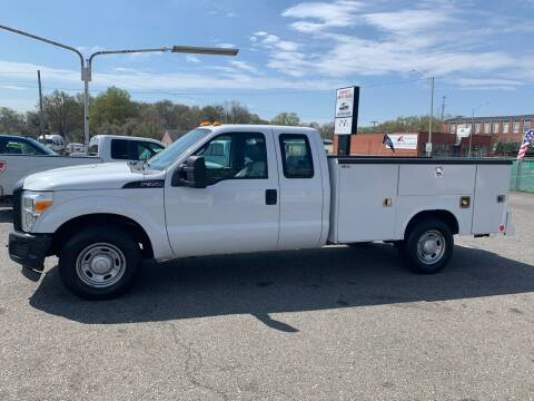 2012 Ford F-350 Super Duty for sale at LINDER'S AUTO SALES in Gastonia NC