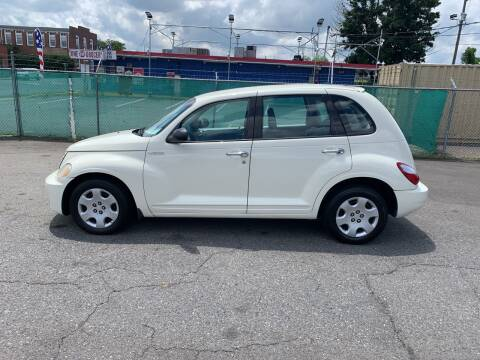 2006 Chrysler PT Cruiser for sale at LINDER'S AUTO SALES in Gastonia NC