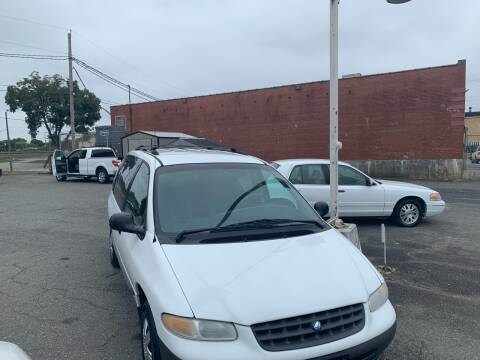 1997 Plymouth Voyager for sale at LINDER'S AUTO SALES in Gastonia NC