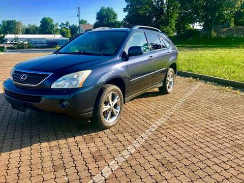 2007 Lexus RX 400h for sale in Versailles, KY