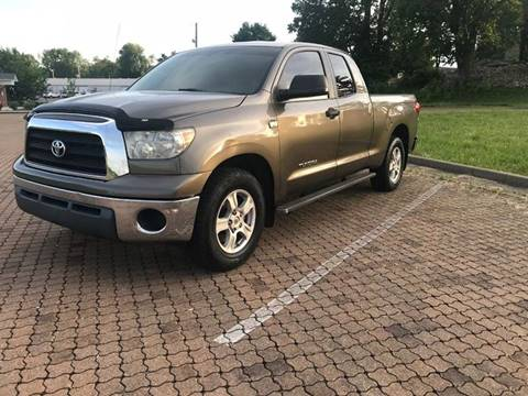 2007 Toyota Tundra for sale in Versailles, KY