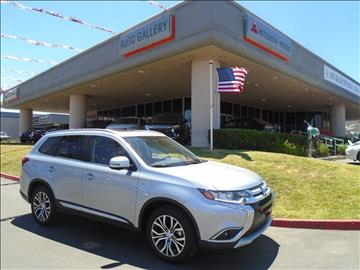2017 Mitsubishi Outlander for sale in Corona, CA
