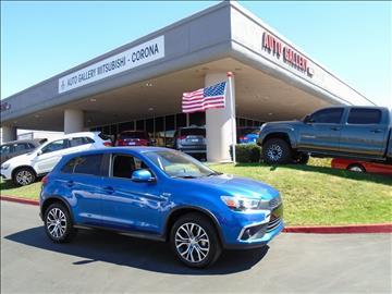 2016 Mitsubishi Outlander Sport for sale in Corona, CA