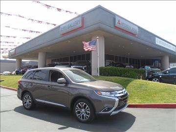 2017 Mitsubishi Outlander for sale in Corona, CA