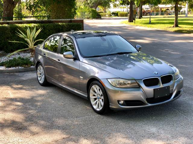 2011 BMW 3 Series for sale at Sunshine Auto Sales in Oakland Park FL