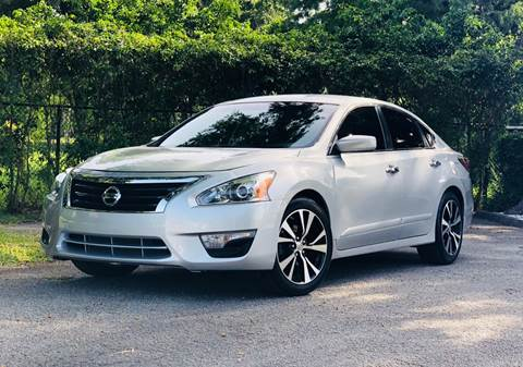 2015 Nissan Altima for sale at Sunshine Auto Sales in Oakland Park FL