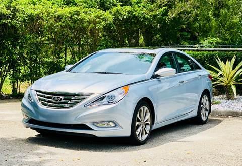 2013 Hyundai Sonata for sale at Sunshine Auto Sales in Oakland Park FL