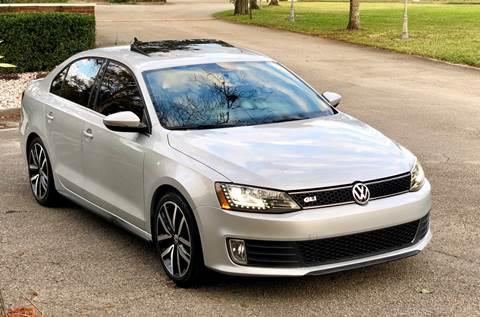 2013 Volkswagen Jetta for sale at Sunshine Auto Sales in Oakland Park FL