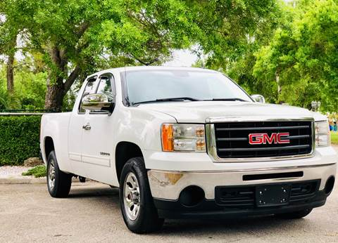 2011 GMC Sierra 1500 for sale at Sunshine Auto Sales in Oakland Park FL